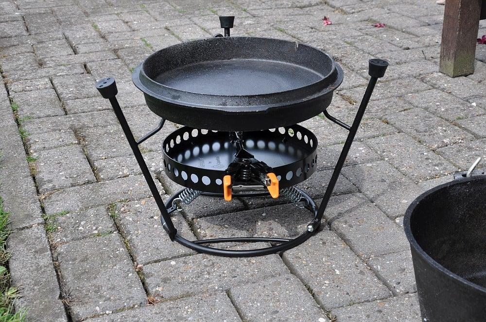 CampMaid Deckelhalter  petromax pro-ft-Petromax Pro Ft Campmaid Dutch Oven Zubeh  r 06-Petromax pro-ft – innovatives Dutch Oven Zubehör by CampMaid