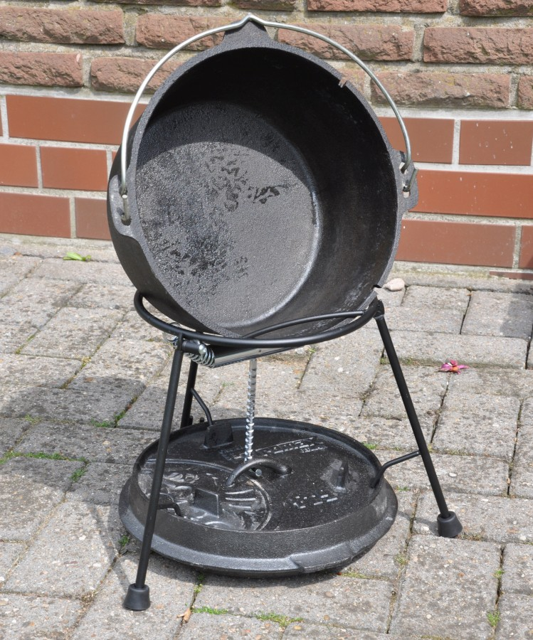 Petromax Pro-FT petromax pro-ft-Petromax Pro Ft Campmaid Dutch Oven Zubeh  r 09-Petromax pro-ft – innovatives Dutch Oven Zubehör by CampMaid