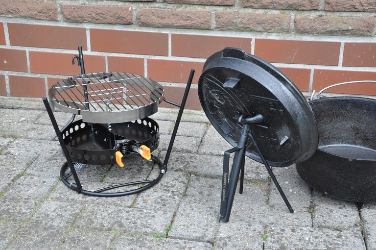 Petromax pro-ft – innovatives Dutch Oven Zubehör by CampMaid