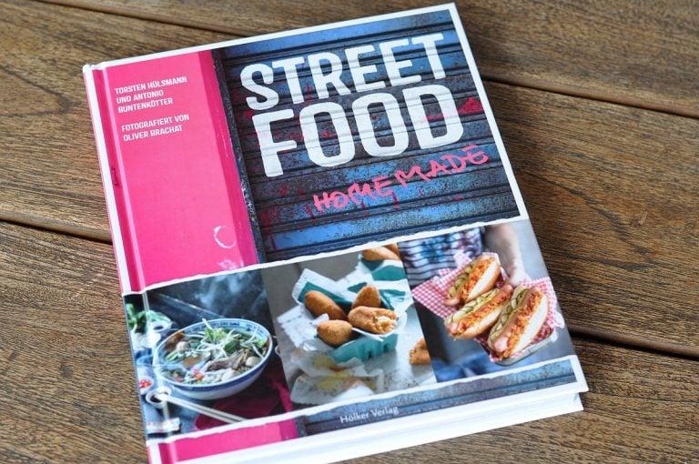 Street Food Homemade in der BBQPit-Buchbesprechung