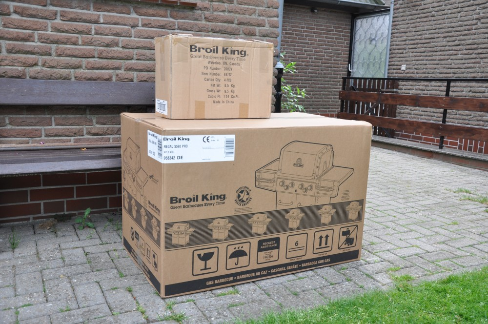 Broil King Regal 590 Pro Gasgrill broil king regal 590 pro-Broil King Regal 590 Pro Gasgrill 01-Broil King Regal 590 Pro Gasgrill – Unboxing, Aufbau und 1.Test