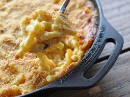 Käse-Makkaroni [object object]-Mac and Cheese 265x198-BBQPit.de das Grill- und BBQ-Magazin – Grillblog & Grillrezepte –