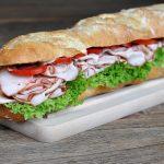Puten-Pastrami puten-pastrami-sandwich-PutenPastramiBaguette 150x150-Puten-Pastrami-Sandwich – Baguette mit geräucherter Putenbrust