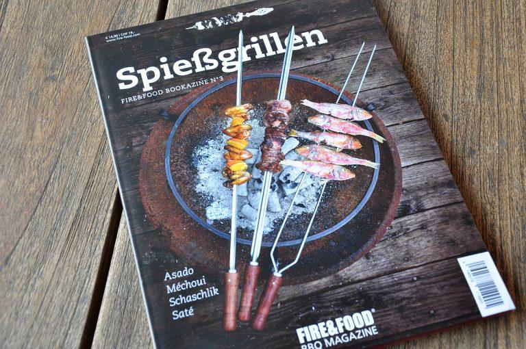Spießgrillen – Fire & Food Bookazine No.3