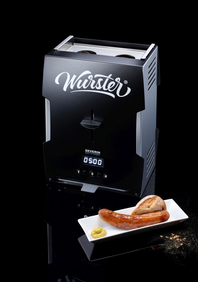 Wurster-Gewinnspiel Wurster-Gewinnspiel-WursterWursttoaster-Wurster-Gewinnspiel: Gewinne einen Wursttoaster im Wert von 399 Euro!
