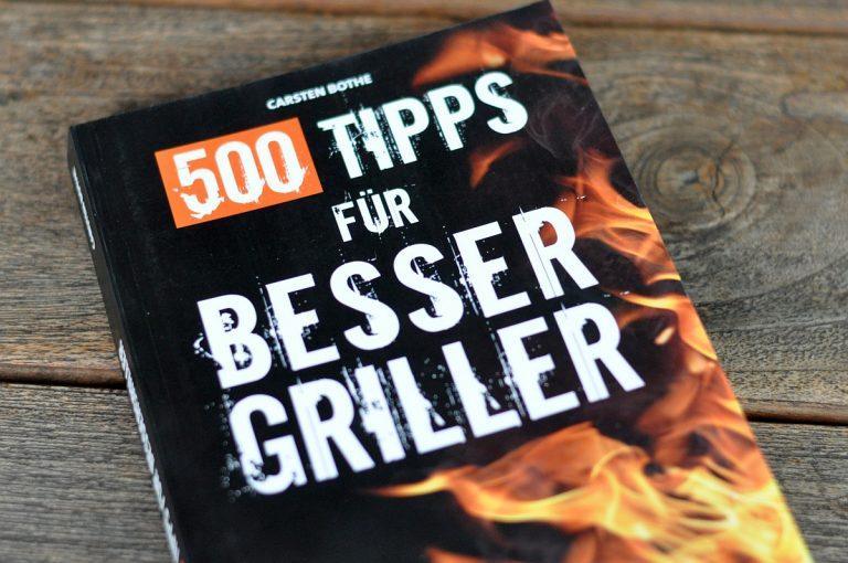 500 Tipps für Bessergriller von Carsten Bothe