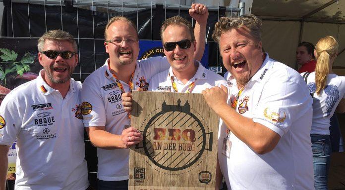 BBQ Wiesel KCBS Grand Champion