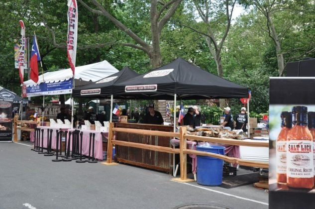 big apple bbq block party-Big Apple BBQ Block Party 2016 23 633x420-Big Apple BBQ Block Party 2016 in New York