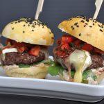 erdbeer-burger-Erdbeer Burger 05 150x150-Erdbeer-Burger mit Erdbeer-Salsa, Brie und Bacon