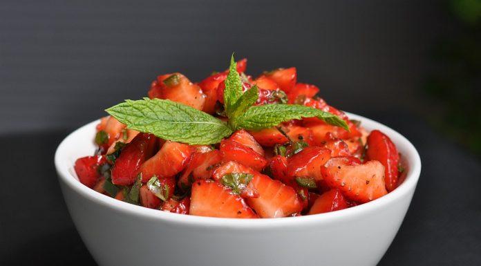 Strawberry-Salsa