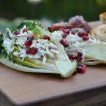 gegrillter salat-Gegrillter Salat Romana Salatherzen 06 150x150-Gegrillter Salat mit Parmesan und Granatapfel