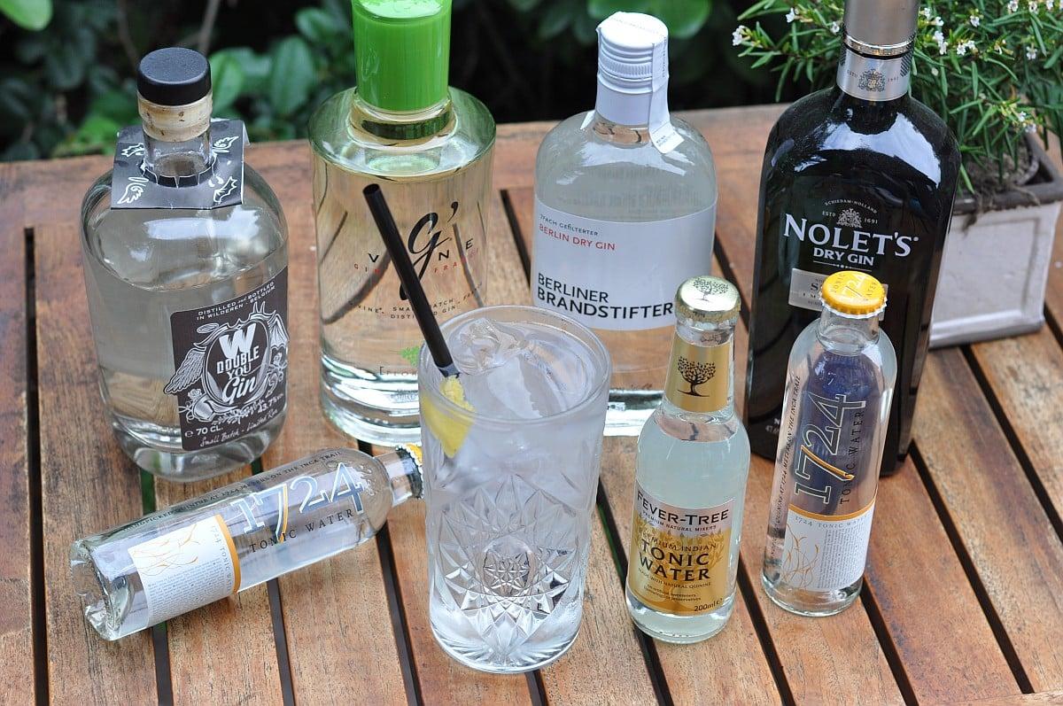 Gin Tonic: Die besten Gins und Tonic Water gin tonic-GinTonic-Gin Tonic – die 10 besten Gins und die 5 besten Tonic Water