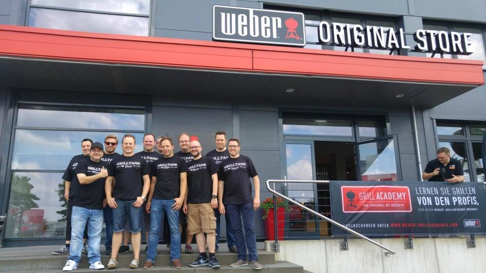 Grilltank Original Kassel grilltank original-Grilltank Original Kassel Weber Original Store 13-Grilltank Original 2016 im Weber Original Store Kassel