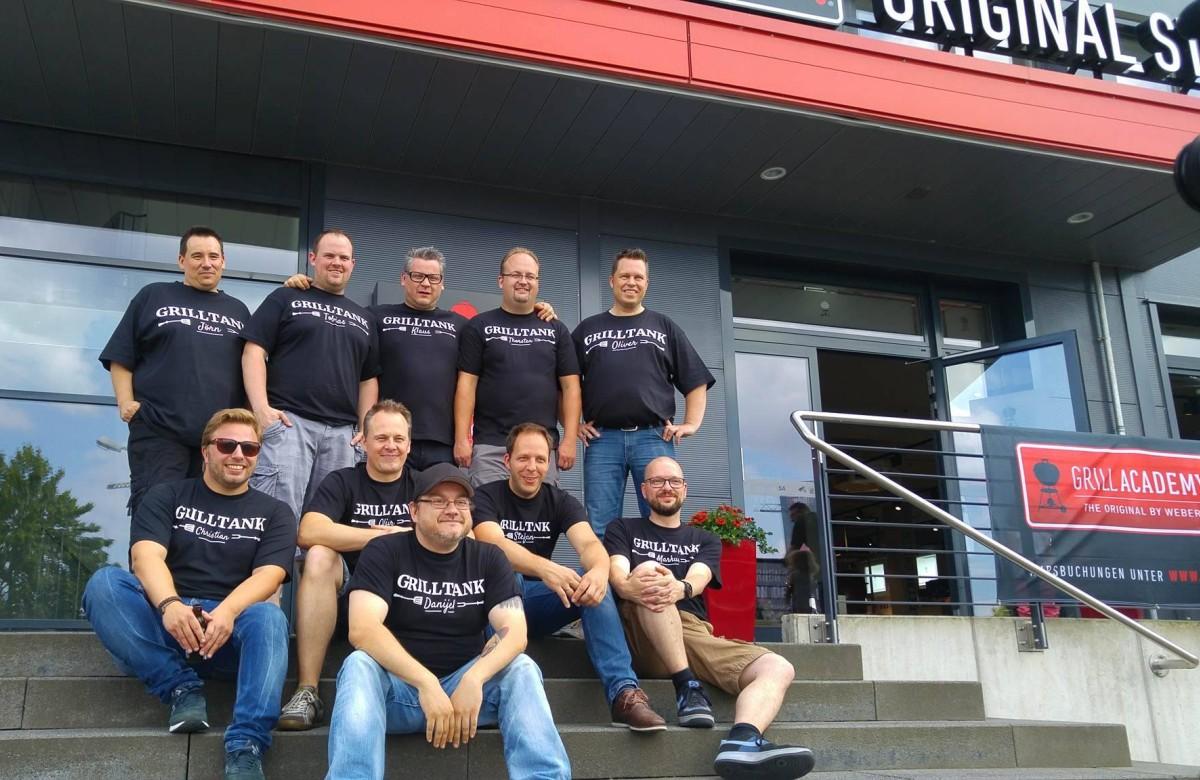 Grilltank Original 2016 im Weber Original Store Kassel | BBQPit.de