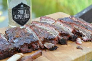 sweet apple ribs-Sweet Apple Ribs 05 300x199-Sweet Apple Ribs – Dry Ribs mit Apfelchutney