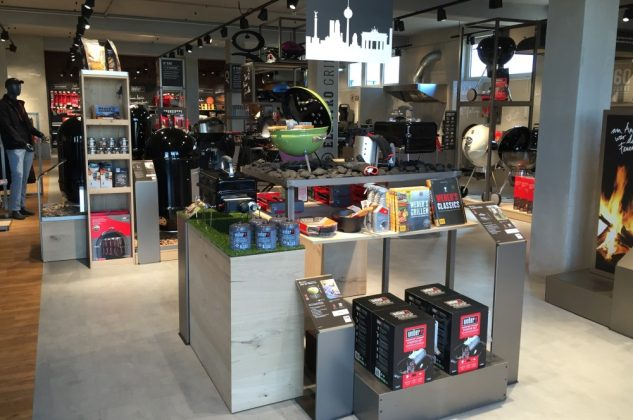 weber original store kassel-Weber Original Store Kassel 02 633x420-Weber Original Store Kassel & Weber Grillakademie