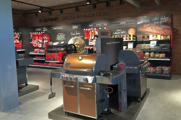 weber original store kassel-Weber Original Store Kassel 09 633x420-Weber Original Store Kassel & Weber Grillakademie