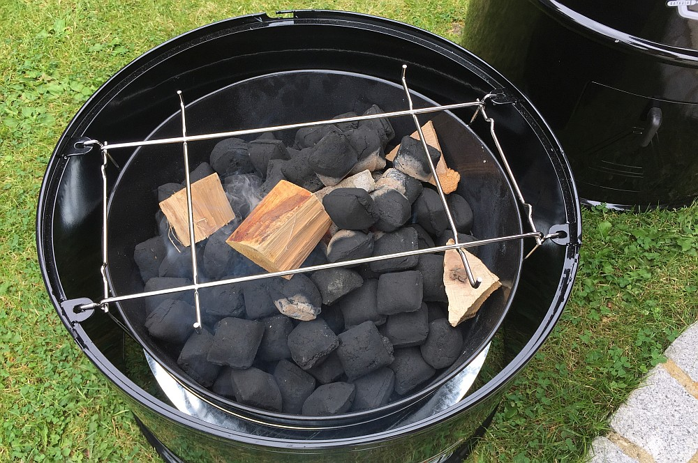 Aldi Fass Holzkohlegrill : Batavia bbq grill 4 in 1 im bbqpit test