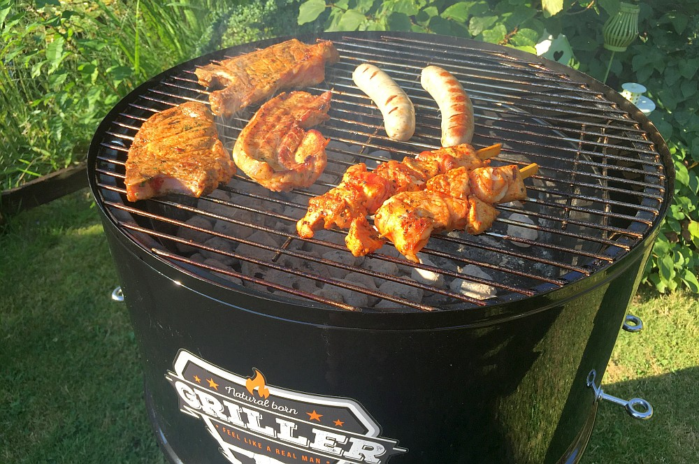 Enders Gasgrill Toom : Grillfass toom. simple perfect toom premium brenner with toom