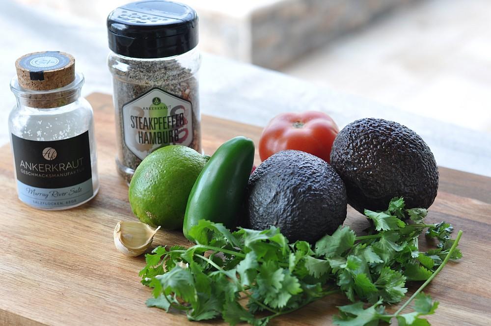 Avocado-Dip guacamole-Guacamole Avocado Dip 01-Guacamole – Rezept für den mexikanischen Avocado-Dip