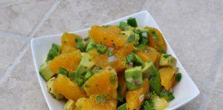 Fruchtige Salsa
