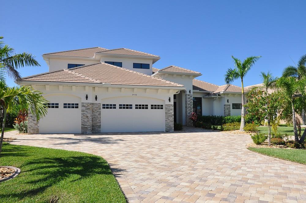"""Villa Sedona villa sedona-Villa Sedona Cape Coral Florida Grillvilla 01-Villa Sedona in Cape Coral / Florida – die """"Grillvilla"""""""