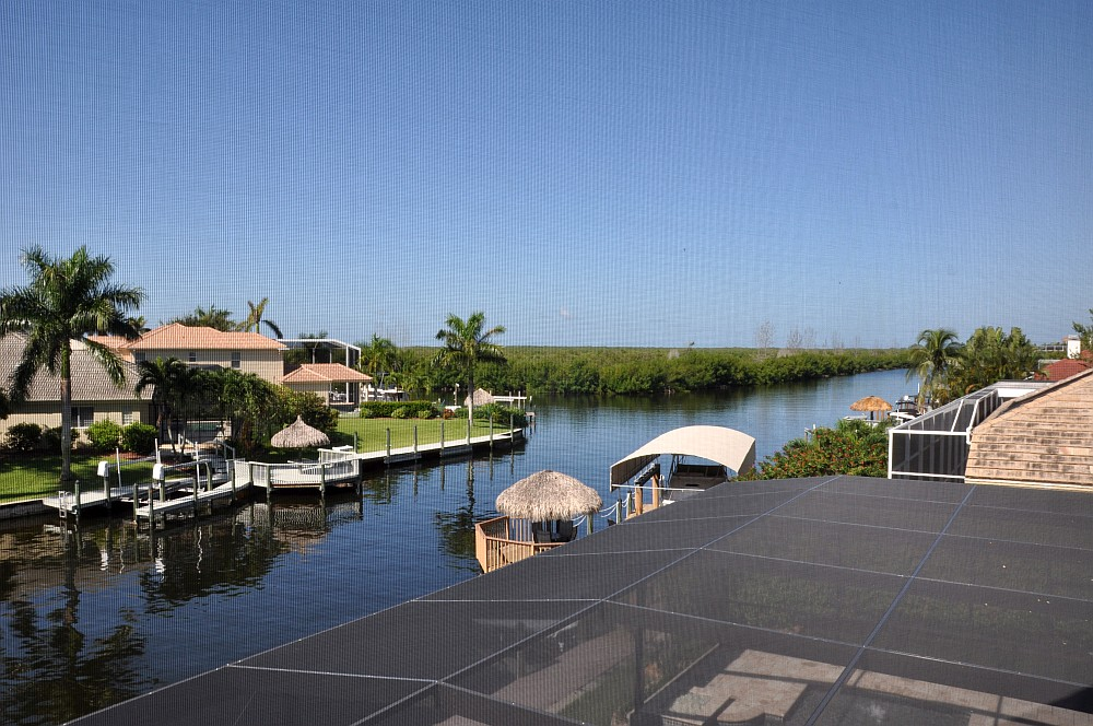 "Villa Sedona Cape Coral villa sedona-Villa Sedona Cape Coral Florida Grillvilla 05-Villa Sedona in Cape Coral / Florida – die ""Grillvilla"""