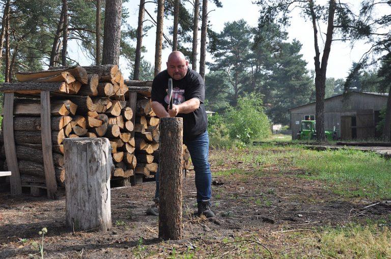 Axtschlag BBQ Wood – Zu Besuch in der Räucherholzproduktion