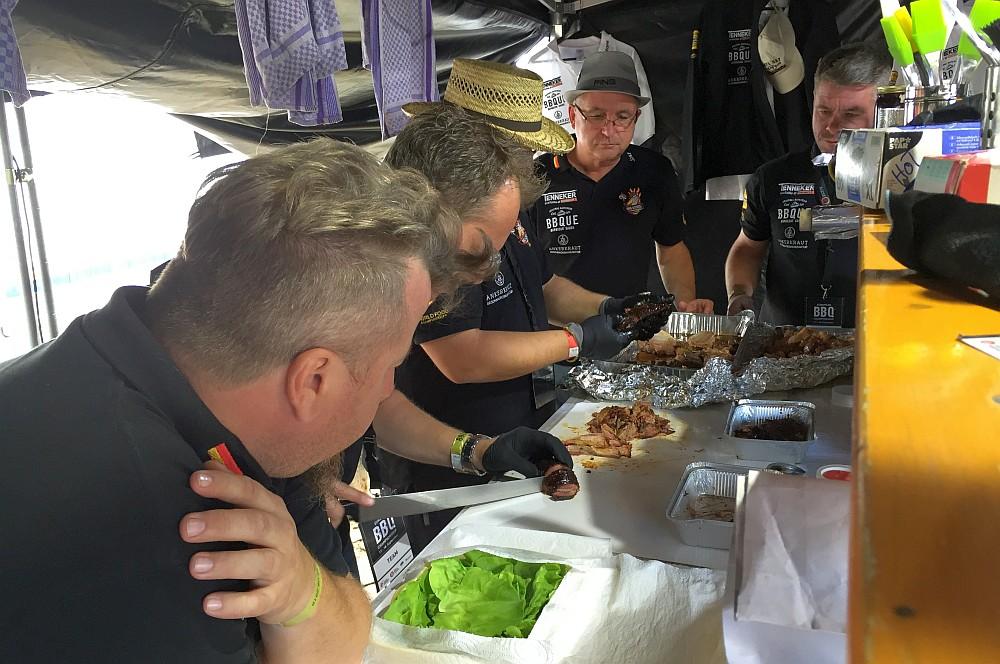 grill-europameisterschaft 2016 Grill-Europameisterschaft 2016-BBQ Europmeisterschaft 2016 Bremen BBQ Wiesel 10-Grill-Europameisterschaft 2016: BBQ Wiesel werden Vize-Europameister