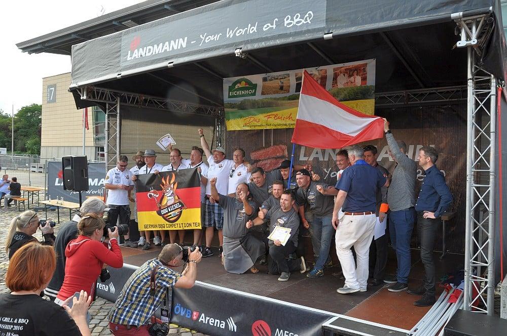 bbq-europameisterschaft 2016 Grill-Europameisterschaft 2016-BBQ Europmeisterschaft 2016 Bremen BBQ Wiesel 23-Grill-Europameisterschaft 2016: BBQ Wiesel werden Vize-Europameister