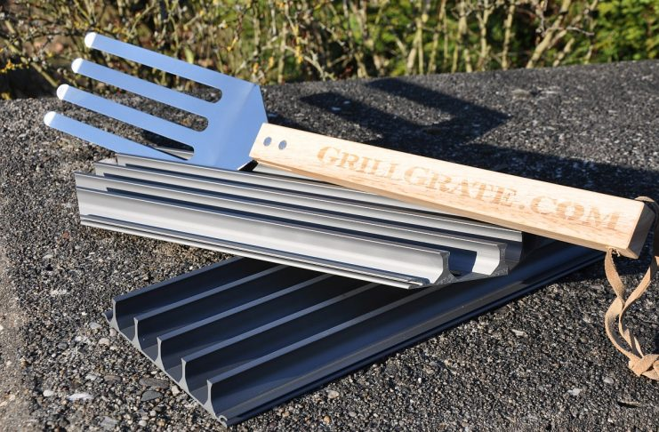 Grillrost Test Grill Grates