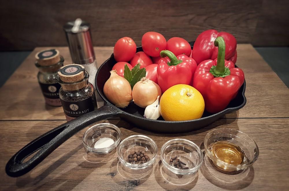 Ketchup selber machen ketchup selber machen-Ketchup selber machen Tomatenketchup 01-Ketchup selber machen – Rezept für Tomatenketchup