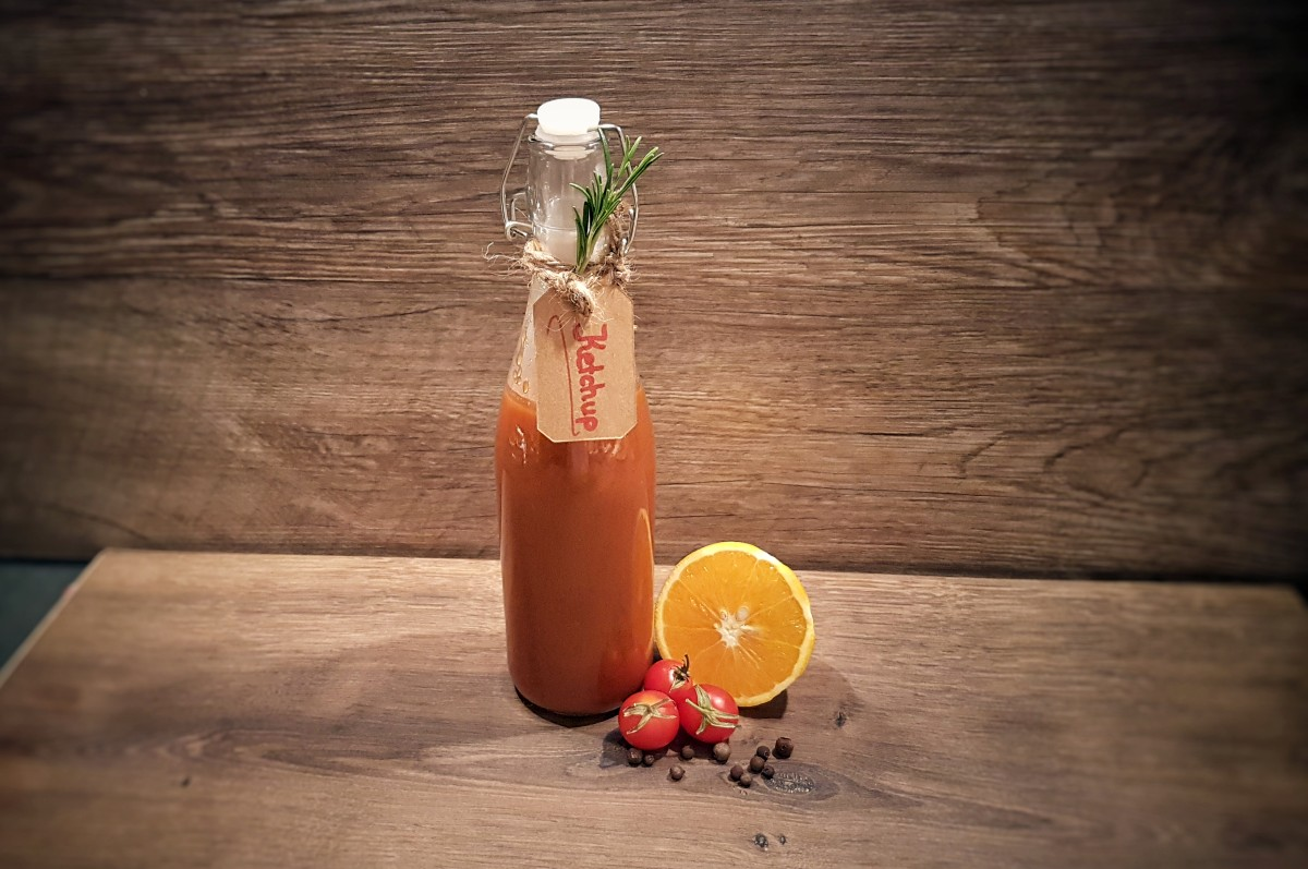Tomatenketchup ketchup selber machen-Ketchup selber machen Tomatenketchup-Ketchup selber machen – Rezept für Tomatenketchup