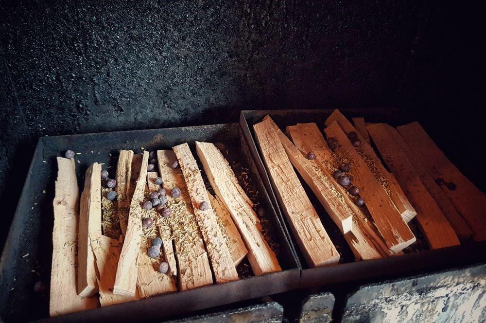 Forellen heißräuchern  geräucherte forellen-Geraeucherte Forellen Anleitung Fische raeuchern 03-Geräucherte Forellen – Anleitung Fisch räuchern