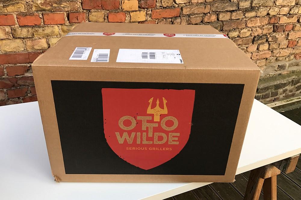 Unboxing und Inbetriebnahme des O.F.B. unboxing und inbetriebnahme des o.f.b.-Ottos OFB Unboxing Otto Wilde Grillers 01-Unboxing und Inbetriebnahme des O.F.B. von Otto Wilde Grillers