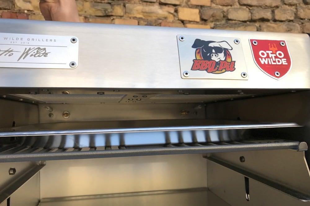 Unboxing und Inbetriebnahme des O.F.B. unboxing und inbetriebnahme des o.f.b.-Ottos OFB Unboxing Otto Wilde Grillers 11-Unboxing und Inbetriebnahme des O.F.B. von Otto Wilde Grillers