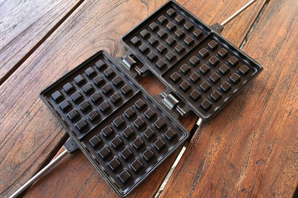 Waffeleisen Für Gasgrill : Petromax waffeleisen im test inkl waffel rezept bbqpit