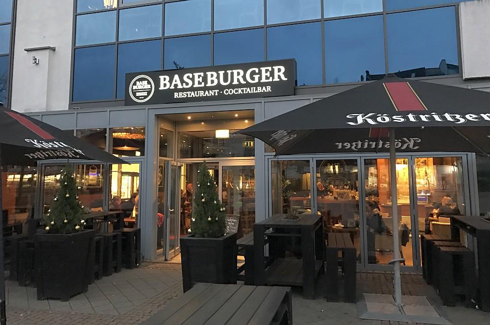 . Baseburger in Bochum Wattenscheid im BBQPit Test   BBQPit de