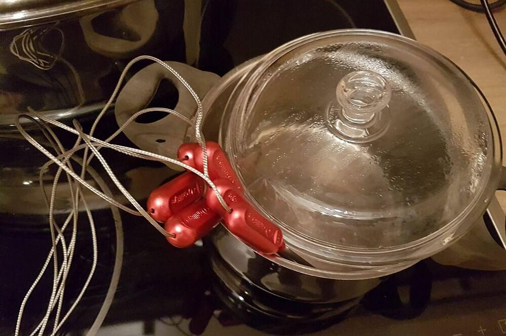 Temperaturfühler grilleye-GrillEye Thermometer Bluetooth Grillthermometer 03-GrillEye Thermometer – Bluetooth Grillthermometer im BBQPit-Test