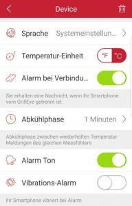 grilleye-GrillEye Thermometer Bluetooth Grillthermometer 04 192x300-GrillEye Thermometer – Bluetooth Grillthermometer im BBQPit-Test