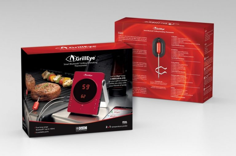 GrillEye Thermometer – Bluetooth Grillthermometer im BBQPit-Test