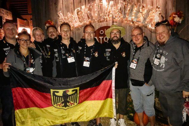 jack daniel's bbq world championship 2016-Jack Daniels BBQ World Championship 2016 BBQ Wiesel 13 633x420-Jack Daniel's BBQ World Championship 2016 mit den BBQ Wieseln