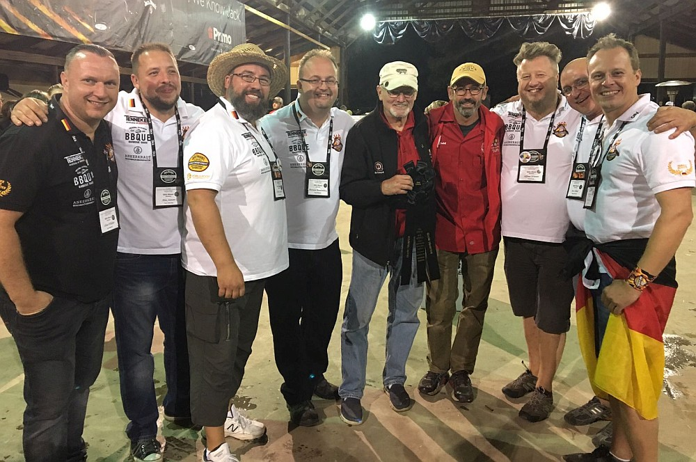 Jack Daniel's BBQ World Championship 2016 jack daniel's bbq world championship 2016-Jack Daniels BBQ World Championship 2016 BBQ Wiesel 27-Jack Daniel's BBQ World Championship 2016 mit den BBQ Wieseln