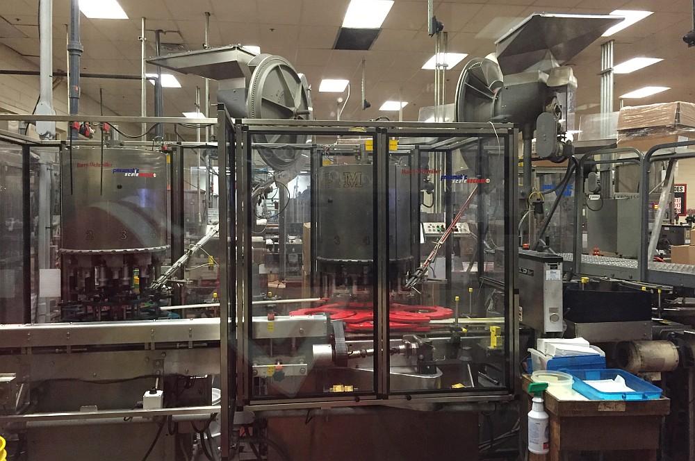 McIlhenny Co auf Avery Island tabasco-Tabasco McIlhenny Avery Island Factory 03-Zu Besuch bei Tabasco auf Avery Island in Louisiana