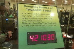tabasco-Tabasco McIlhenny Avery Island Factory 04 300x199-Zu Besuch bei Tabasco auf Avery Island in Louisiana