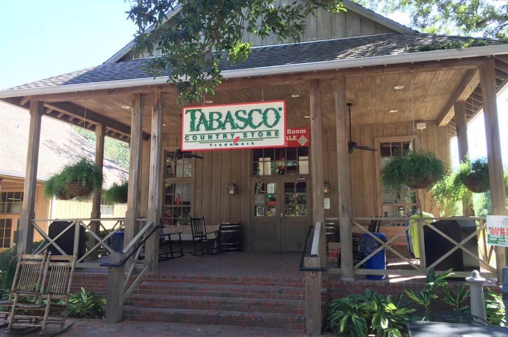Avery Island tabasco-Tabasco McIlhenny Avery Island Factory 08-Zu Besuch bei Tabasco auf Avery Island in Louisiana