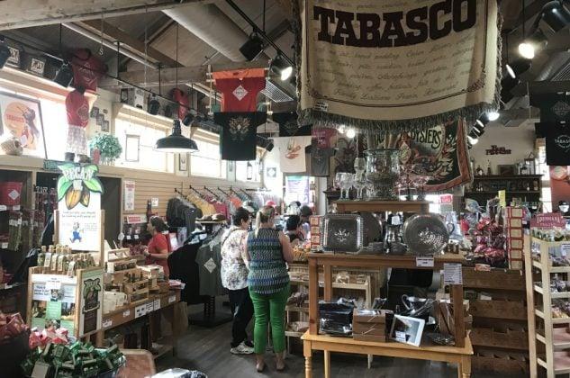 tabasco-Tabasco McIlhenny Avery Island Factory 09 633x420-Zu Besuch bei Tabasco auf Avery Island in Louisiana