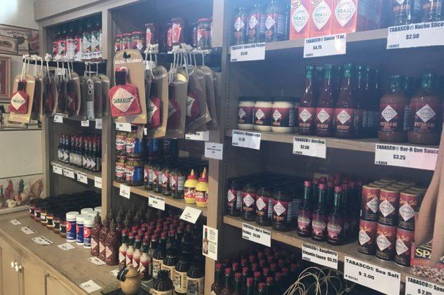 tabasco-Tabasco McIlhenny Avery Island Factory 11 633x420-Zu Besuch bei Tabasco auf Avery Island in Louisiana