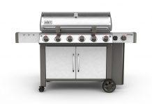 Weber Outdoor Küche Bedienungsanleitung : Tisch für weber grill ehrfürchtige inspiration weber grill tisch