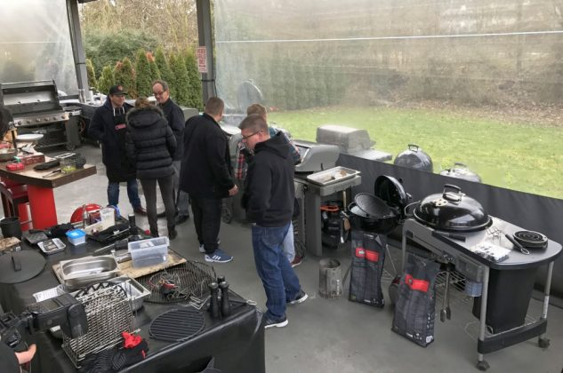 weber product launch event 2017-Weber Product Launch Event 2017 Genesis II 24 633x420-Weber Product Launch Event 2017 – Präsentation Genesis II